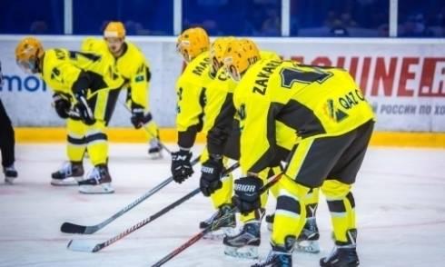 В Питере не задалось. «Сарыарка» проиграла «Динамо» в матче ВХЛ