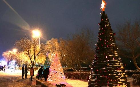 Карагандинцы вновь смогут принять участие в конкурсе на самую креативную елку