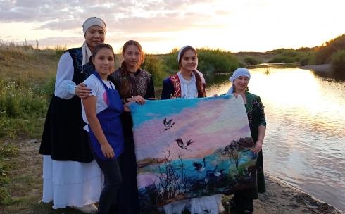 Творчество на природе: о промыслах казахского народа рассказали в карагандинском короткометражном фильме