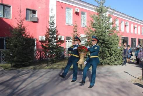 В Карагандинской области почтили память погибших пожарных