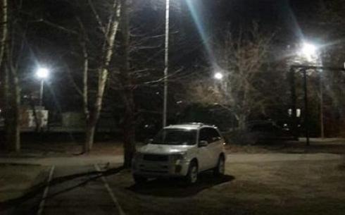 В Караганде к освещению подключили еще 17 дворовых территорий