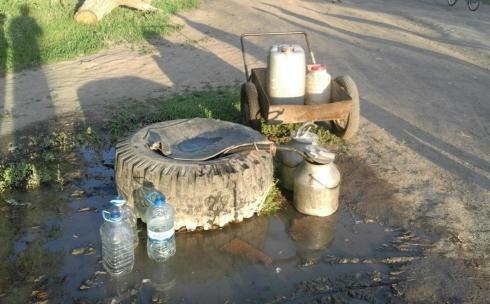 В Карагандинской области жители еще одного посёлка выживают без воды