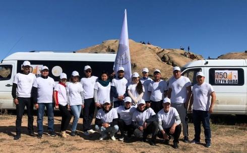 Экспедиция в честь 750-летия Золотой Орды завершилась в Карагандинской области