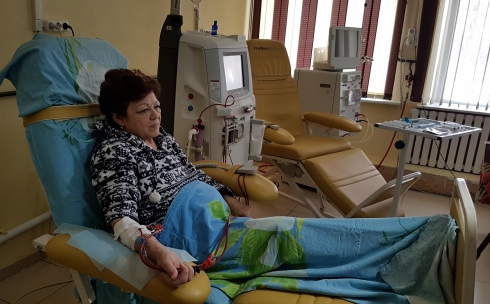 В Караганде гемодиализные больные поделились своими историями