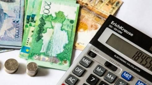 Средний размер кредита у казахстанцев составил 509 тыс. тенге