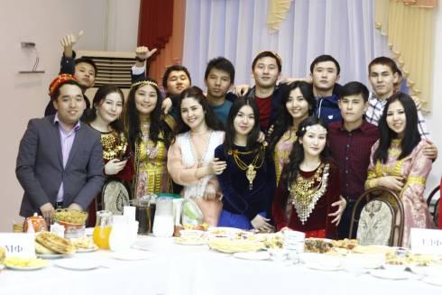 Студенты КарГТУ отпраздновали Наурыз мейрамы