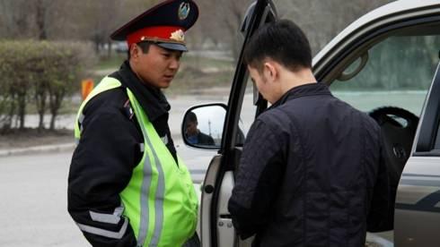 На 65% увеличат зарплату дорожным полицейским РК