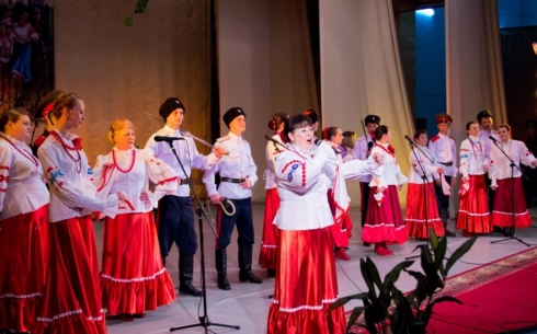 Казаки приглашают карагандинцев на концерт