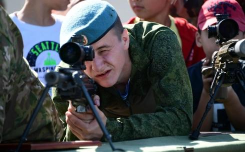 Военный спорт в казахстане