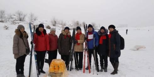 Жезказганцы получили массу позитивных эмоций от участия в «Лыжне-2019»