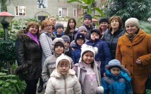 В Караганде добровольное общество инвалидов «Үміт» отметило 30 лет