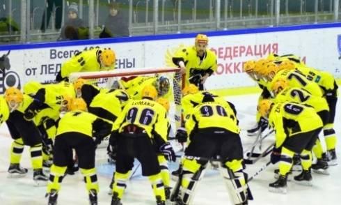 Второе поражение подряд. «Сарыарка» уступила «Нефтянику» в матче ВХЛ