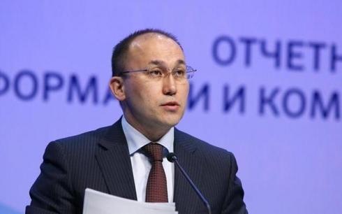 Карагандинцы приняли участие в отчетной встрече министра информации и коммуникаций