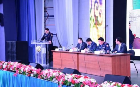 ДП Карагандинской области призывает население демонстрировать активную гражданскую позицию против наркопреступлений