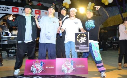 В Караганде прошел конкурс уличных танцев «Just Groove It Battle»