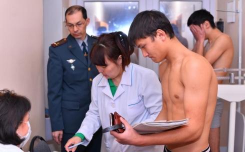 Многие призывники стремятся служить в армии, несмотря на проблемы со здоровьем