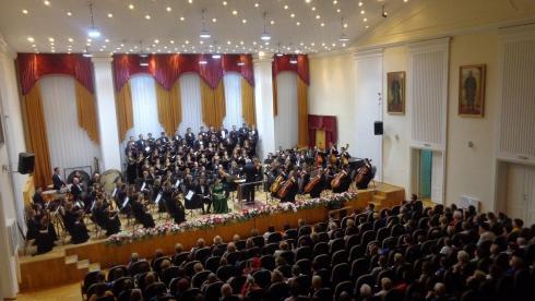 Симфонический оркестр имени Еркегали Рахмадиева приглашает карагандинцев на концерт