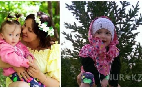 Родилась весом менее килограмма: девочке из Абая нужно лечение в Казани