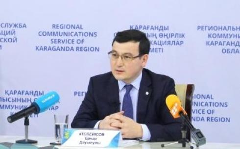 О новых возможностях НПП «Атамекен» рассказал руководитель карагандинского филиала