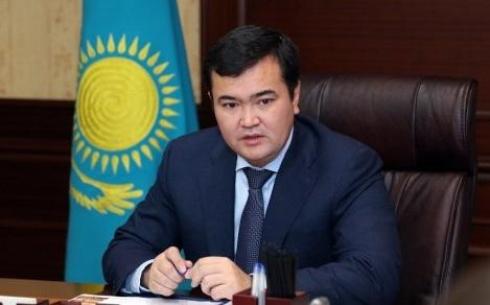 Токаев рекомендовал Касымбека на пост акима Карагандинской области