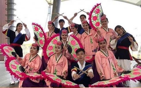 Карагандинцы представили Казахстан на международном фестивале в Корее