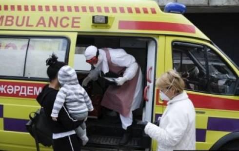 Количество вызовов скорой помощи в Караганде начинает уменьшаться