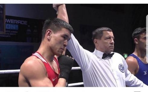 Карагандинский боксёр Аблайхан Жусупов стал чемпионом турнира