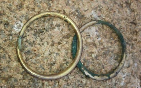 В Карагандинской области археологи нашли золотые изделия