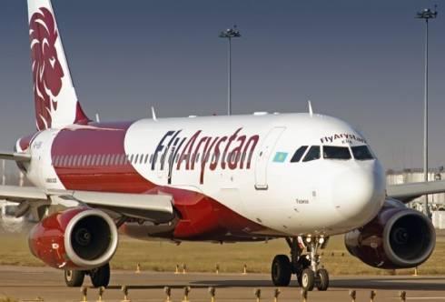 FlyArystan удвоит количество авиарейсов этим летом