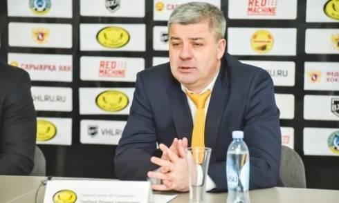 Леонид Тамбиев: «57 минут играли в неплохой хоккей»