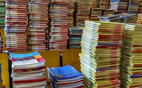 59% школьников Караганды получили полный комплект учебников