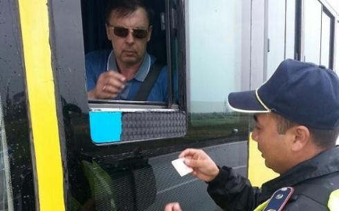 В Карагандинской области пройдет ОПМ «Автобус»