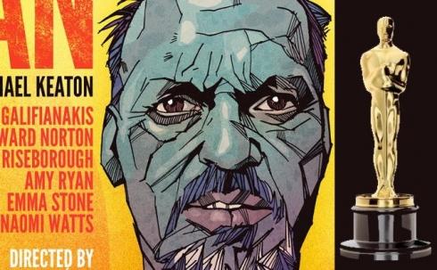 Лучшим фильмом года была названа картина Алехандро Гонсалеса Иньярриту «Бёрдмен»