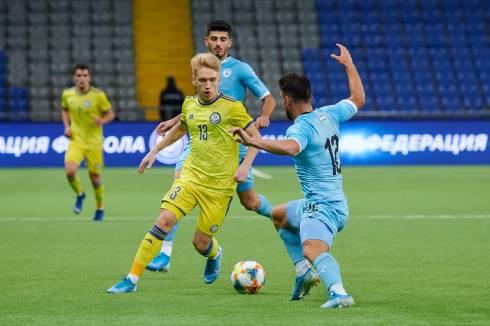 Омиртаев, Наджарян, Пайруз и Бачек сыграли за молодежную сборную