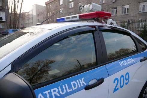 Карагандинские полицейские поймали угонщика автомобиля