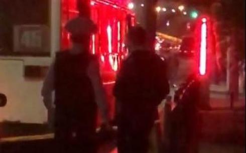 В Караганде обстреляли пассажирские автобусы