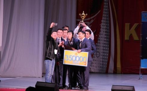 КВНщики поборолись за Кубок акима Карагандинской области