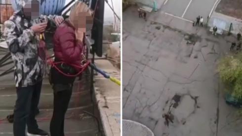 Смерть на роупджампинге в Караганде: депутат призвал наказать чиновников