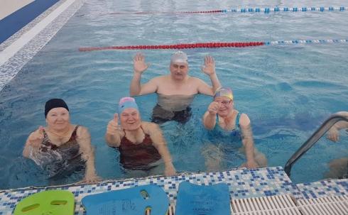 Диабетики будут бесплатно посещать бассейн в ФОКе имени Г.Головкина