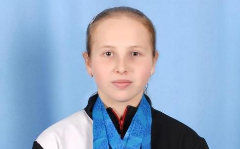 Юная карагандинка стала абсолютной чемпионкой Казахстана по настольному теннису