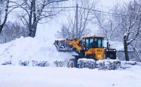 Аким Караганды предложил план решения проблемы  закупа новой снегоуборочной техники