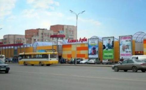 На месте «старого» рынка «Алтын Арба» появится торгово-фермерский центр