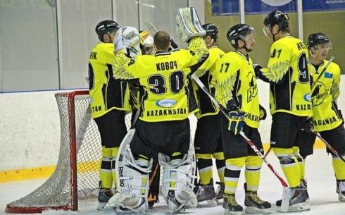 «Темиртау» забросил 9 безответных шайб в ворота «Астаны»