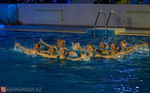 В Темиртау пройдёт чемпионат Казахстана по синхронному плаванию