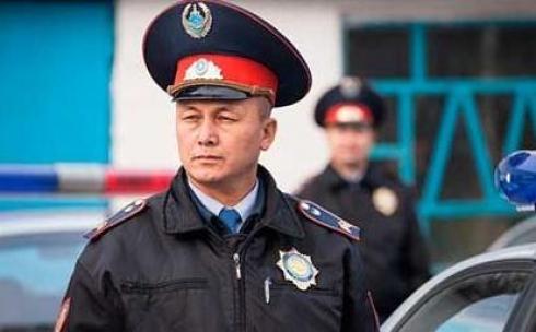 Казахстанские полицейские смогут забирать гражданское авто в служебных целях