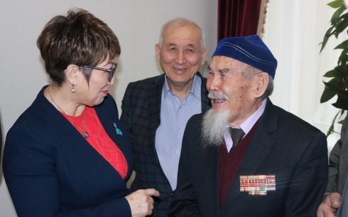 Первый центр активного долголетия открыт в Карагандинской области