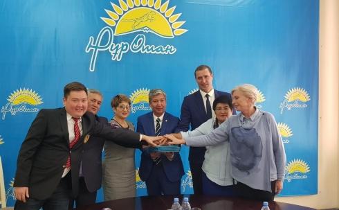 В Караганде подписали меморандум по развитию футбола для детей с ДЦП