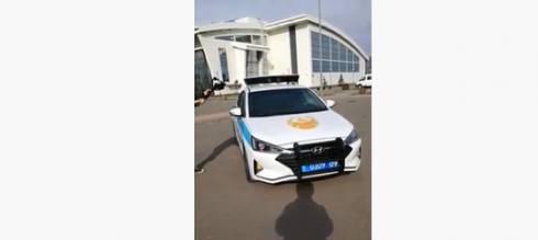 Распознавать лица и выписывать штрафы: что еще умеет умная система для полицейских машин в Караганде