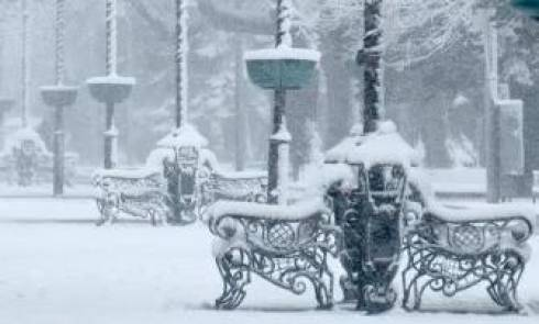 На смену морозам в Казахстан придет метель