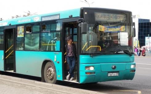 Карагандинцы жалуются на движение городских автобусов